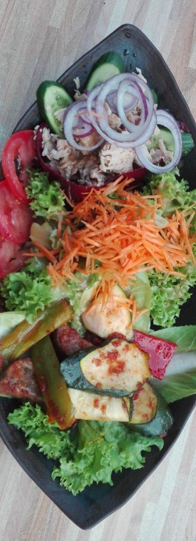 Salades-dips